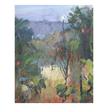 Lucy Powell, Through the Trees, Provence