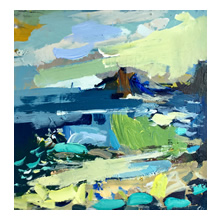Paul Wadsworth, Cape Cornwall Warm Summer Winds
